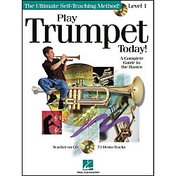 Hal Leonard Play Trumpet Today Level 1 Book/CD (842052)