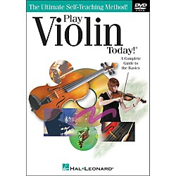 Hal Leonard Play Violin Today! DVD (321076)