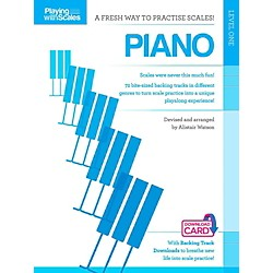 Hal Leonard Playing With Scales - Piano Book/Online Audio (14043100)