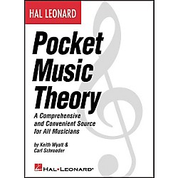 Hal Leonard Pocket Music Theory Book (330968)