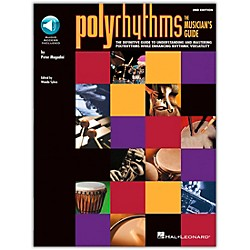 Hal Leonard Polyrhythms - The Musician's Guide Book/CD Pack (6620053)
