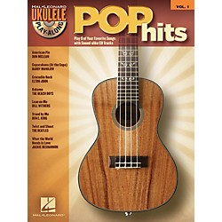 Hal Leonard Pop Hits - Ukulele Play-Along Series Volume 1 Book/CD (701451)