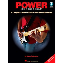 Hal Leonard Power Chords (Book/CD) (695745)