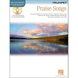Hal Leonard Praise Songs For Trumpet Book/CD (842177)