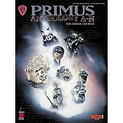 Hal Leonard Primus Anthology A-N Guitar & Bass Tab Book (2500025)