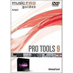 Hal Leonard Pro Tools 9 Advanced Music Pro Guide DVD (321188)