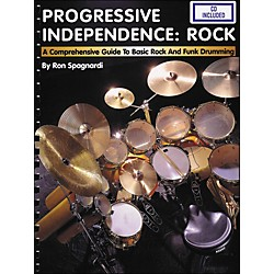 Hal Leonard Progressive Independence Rock Book/CD (6620148)