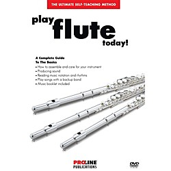 Hal Leonard Proline Play Flute Today DVD (121305)