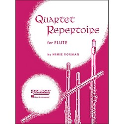 Hal Leonard Quartet Repertoire For Flute (Second Flute) (4473720)