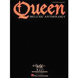 Hal Leonard Queen - Deluxe Anthology Piano, Vocal, Guitar Songbook (308246)