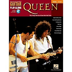 Hal Leonard Queen - Guitar Play-Along Volume 112 (Book/CD) (701052)
