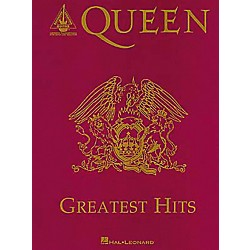 Hal Leonard Queen Greatest Hits Guitar Tab Songbook (694975)