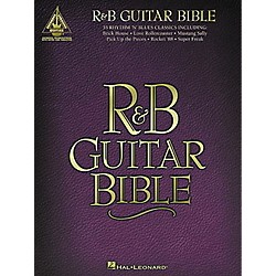 Hal Leonard R&B Bible Guitar Tab Songbook (690452)