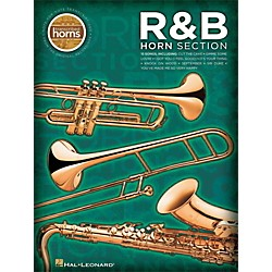 Hal Leonard R&B Horn Section Transcribed Horns (1147)