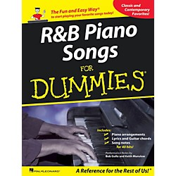Hal Leonard R&B Piano Songs For Dummies (312254)