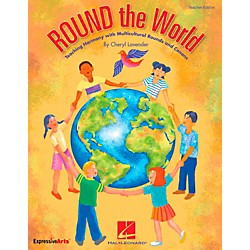 Hal Leonard ROUND The World - Teaching Harmony Multicultural Rounds And Canons Classroom Kit (9971741)