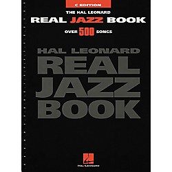 Hal Leonard Real Jazz Book (240097)