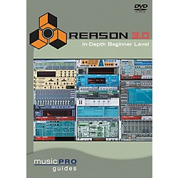 Hal Leonard Reason 3.0 In-Depth Beginner Level DVD (320627)