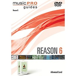 Hal Leonard Reason 6 Advanced Music Pro Guides DVD (321292)