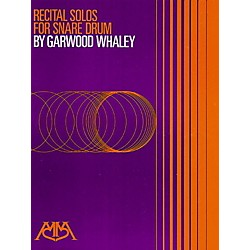 Hal Leonard Recital Solos For Snare Drum (317051)