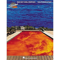 Hal Leonard Red Hot Chili Peppers - Californication Music Book (672456)