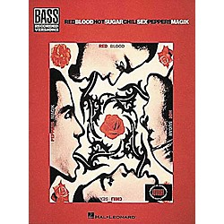 Hal Leonard Red Hot Chili Peppers Bass Tab Book (690064)