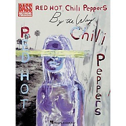 Hal Leonard Red Hot Chili Peppers By the Way Bass Guitar Tab Songbook (690585)