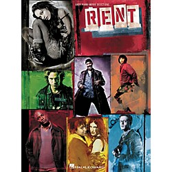 Hal Leonard Rent - Movie Selections For Easy Piano (316100)