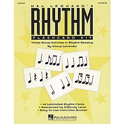 Hal Leonard Rhythm Flashcard Kit (44223117)