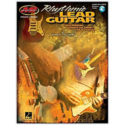 Hal Leonard Rhythmic Lead Guitar Book with CD (110263)