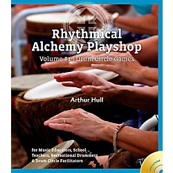 Hal Leonard Rhythmical Alchemy Playshop  Volume #1 Book/DVD (120181)