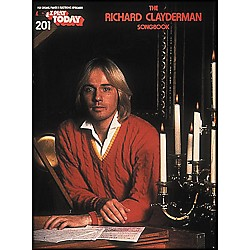 Hal Leonard Richard Clayderman Songbook E-Z Play 201 (101555)