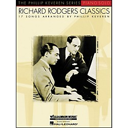 Hal Leonard Richard Rodgers Classics Piano Solos - 17 Songs Arranged By Phillip Keveren (310755)