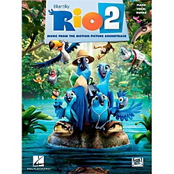 Hal Leonard Rio 2 - Music From The Motion Picture Soundtrack for Piano/Vocal/Guitar (127939)