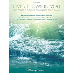Hal Leonard River Flows In You And Other Eloquent Songs For Solo Piano (123854)