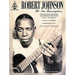 Hal Leonard Robert Johnson - The New Transcriptions Guitar Tab Songbook (690271)