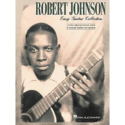 Hal Leonard Robert Johnson Collection Easy Guitar Tab Songbook (702204)