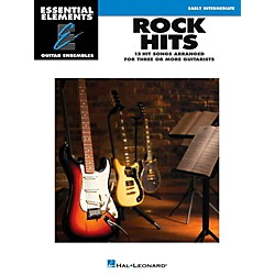 Hal Leonard Rock Hits - Essential Elements Guitar Ensembles Early Intermediate (865017)