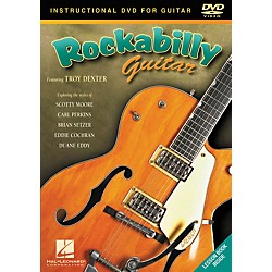 Hal Leonard Rockabilly Guitar DVD (320610)