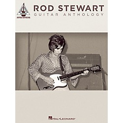 Hal Leonard Rod Stewart Guitar Anthology Guitar Tab Songbook (690949)