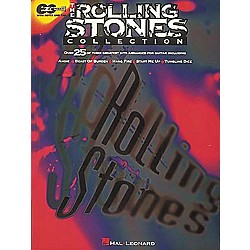 Hal Leonard Rolling Stones Collection Easy Guitar Tab Book (702093)