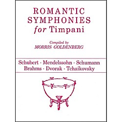 Hal Leonard Romantic Symphonies For Timpani (347782)