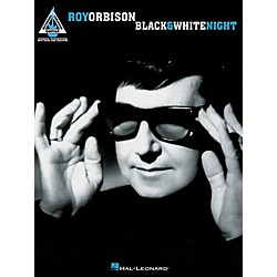 Hal Leonard Roy Orbison - Black & White Night Guitar Tab Songbook (691052)