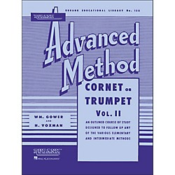 Hal Leonard Rubank Advanced Method For Coronet Or Trumpet Volume 2 (4470340)