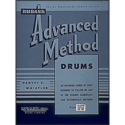 Hal Leonard Rubank Advanced Method For Drums (4470480)