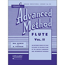 Hal Leonard Rubank Advanced Method For Flute Volume 2 (4470400)