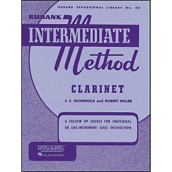 Hal Leonard Rubank Intermediate Method Clarinet (4470170)