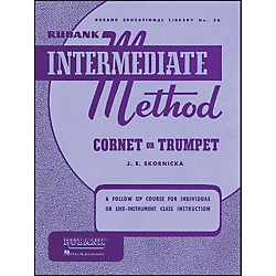 Hal Leonard Rubank Intermediate Method Cornet Or Trumpet (4470180)