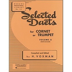 Hal Leonard Rubank Selected Duets For Cornet Or Trumpet Vol 2 (4470990)