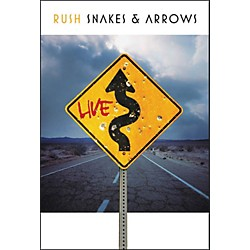 Hal Leonard Rush - Snakes & Arrows Live (3 Blu-Ray DVD Set) (320853)